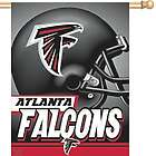 Atlanta Falcons Flagpole Banner