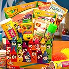 Crazy Crayolas Kids Gift Box