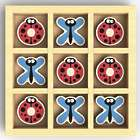 Tic Bug Toe Travel Wood Game