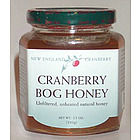 Pure New England Bog Cranberry Honey