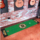 Boston Bruins Golf Putting Green Runner