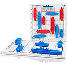 Battleboat Game Pads + Erasers