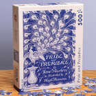 Pride and Prejudice Peacock Puzzle