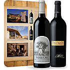 Silver Oak Trophy Reds Wine Gift Set