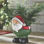 Santa Planter