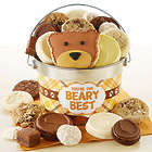 Brownies and Buttercream Cookies in You're Beary Sweet Pail