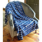 Literary First Lines Throw Blanket