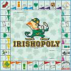Irishopoly Notre Dame Board Game