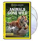 Animals Gone Wild Season Two 2-DVD-R Set
