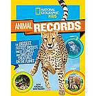 National Geographic Kids Animal Records Book