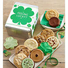St. Patrick's Day Custom Cookie Tin