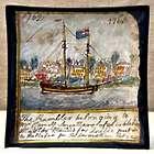 Rambler Merchant Ship Plate