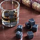 On the Rocks Black Whiskey Stones