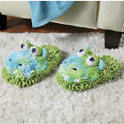 Monster Fuzzy Friends Slippers