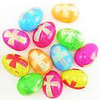 Religious Plastic Easter Eggs