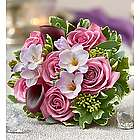 Petite Purple Elegance Rose Bouquet