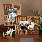 We Love Her 4x6 Personalized Frame