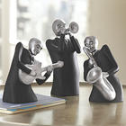 Jazz Players Figurine Set