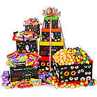Halloween Spooky Eyes Sweets and Snacks Gift Tower