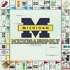 Michiganopoly Monopoly Board Game