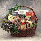 Sweets 'N Treats Deluxe Gift Basket
