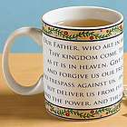 Lord's Prayer Mug