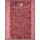 Reunion Heart Soft Tapestry Throw