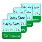 Easter Garden Coaster Set
