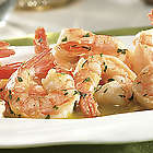 One Pound Shrimp Scampi