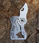 WildCard Wallet Pocket Knife