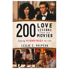 200 Love Lessons from the Movies Book