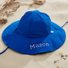 Infant or Toddler's Personalized I-Play Brim Hat