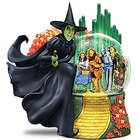 Wizard of Oz Wicked Witch of The West Musical Glitter Globe Light