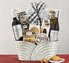 Sterling Vintner's Duet Wine Gift Basket