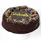 Chocolate Fudge Celebration Cake