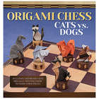 Cats Vs Dogs Origami Chess Kit