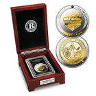 Alabama Crimson Tide Silver Proof Coin