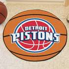 NBA Detroit Pistons Basketball Rug