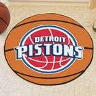 NBA Detroit Pistons Basketball Rug
