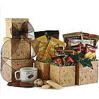 Espresso Coffee Gift Basket