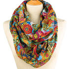 Garden of Wishes Infinity Scarf