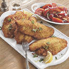 8 Lemon-Breaded Tilapia Fillets