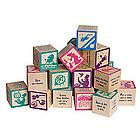 Nursery Rhyme Blocks