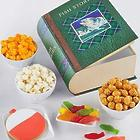 Fish Stories Popcorn and Treats Gift Box