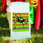 Boy's Halloween Spider Candy Sack