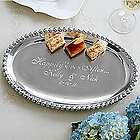 Mariposa Happily Ever After Personalized Platter