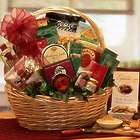 Gourmet Snacks and Sweets in Medium Gift Basket
