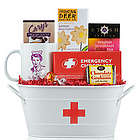 Get Well You Poor Thing Gift Basket