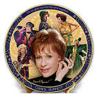 Carol Burnett Timeless Comedy Porcelain Collector Plate