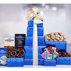 Ghirardelli Gift Tower for Dark Chocolate Lovers